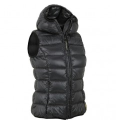 Gilet da donna Tucano Urbano Hot Dog Lady imbottito nero