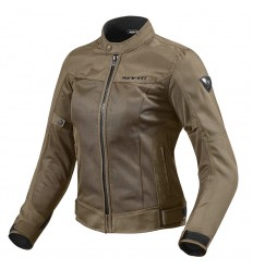 Giacca donna da moto Revit Eclipse Ladies marrone