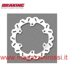 Disco freno Braking Wave HO21FID Honda SH 300, Silver Wing 400-600...