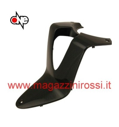 Pannello chiave accensione ONE Yamaha T-Max 500 08-11 carbon look