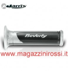 Manopole Harris forate con logo Beverly